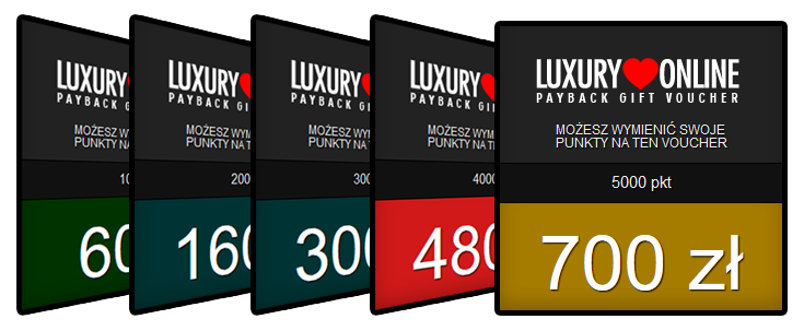 LUXURY ONLINE PayBack Program